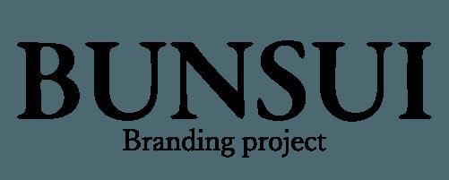 BUNSUI Branding project