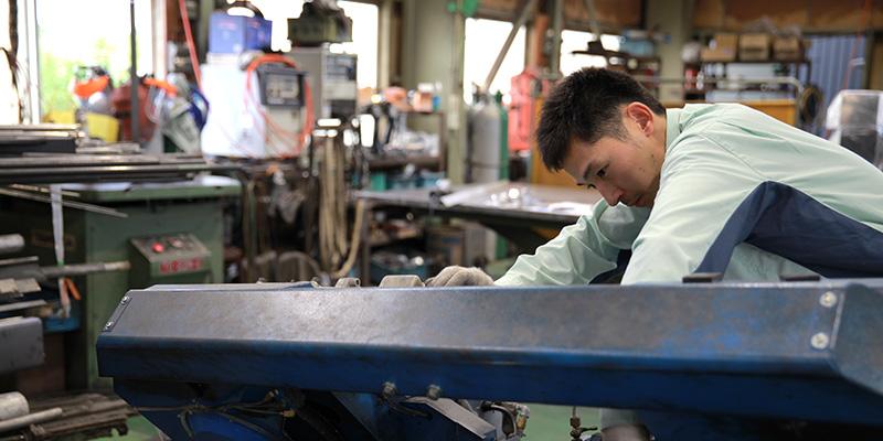 大倉製作所の加工技術